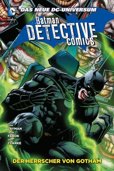 Batman Detective Comics 3: Der Herrscher von Gotham Hardcover