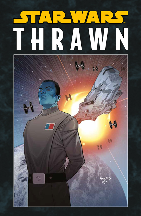 Star Wars: Thrawn Hardcover