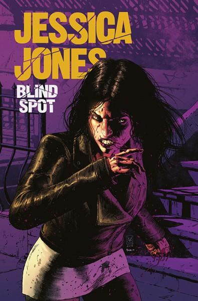 Jessica Jones: Blind Spot Cover