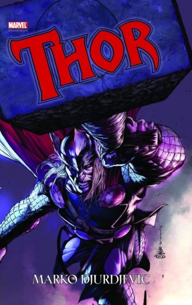 Thor: The Marvel Art of Marko Djurdjevic Variant