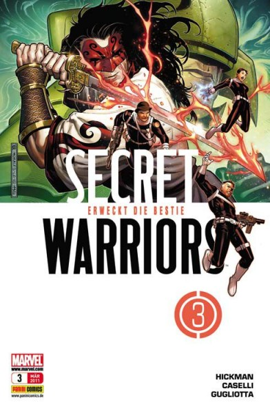 Secret Warriors 3