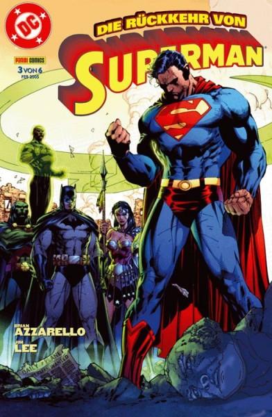 Die Rückkehr von Superman 3