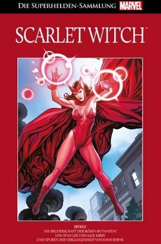 Die Marvel Superhelden Sammlung 27: Scarlet Witch