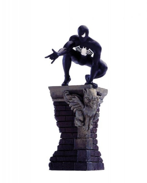 Marvel-Figur: Black Spider-Man (Big Spezial)
