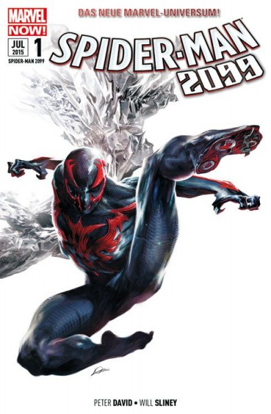 Spider-Man 2099 Sonderband 1