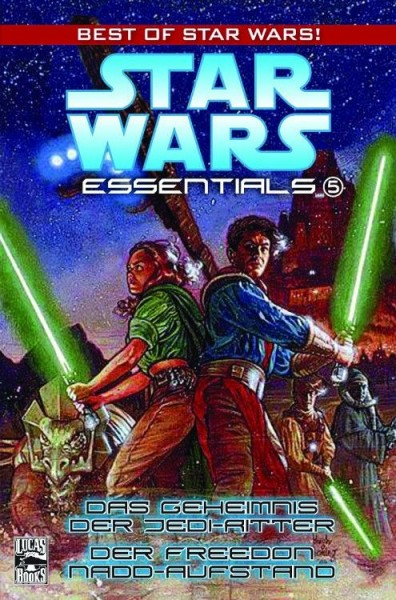 Star Wars Essentials 5: Das Geheimnis der Jedi-Ritter/Der Freedon Nadd-Aufstand