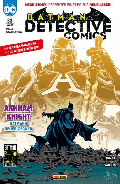 Batman: Detective Comics 33