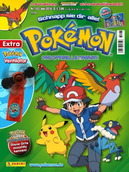 Pokémon Magazin 103