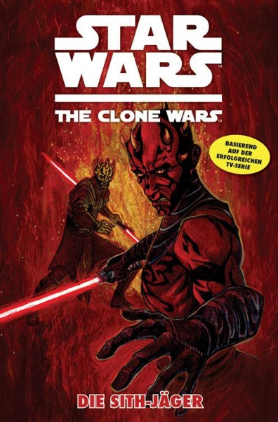 Star Wars: The Clone Wars 13 - Die Sith-Jäger