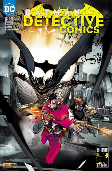 Batman: Detective Comics 28
