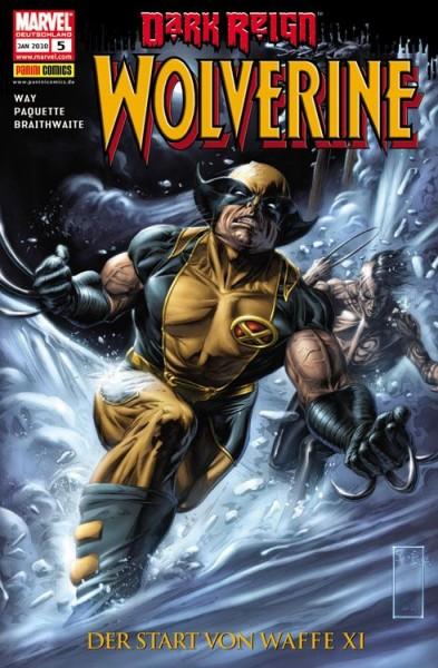 Wolverine 5 (2009)