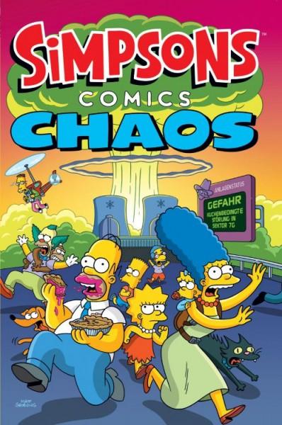 Simpsons Comics Sonderband 25: Chaos