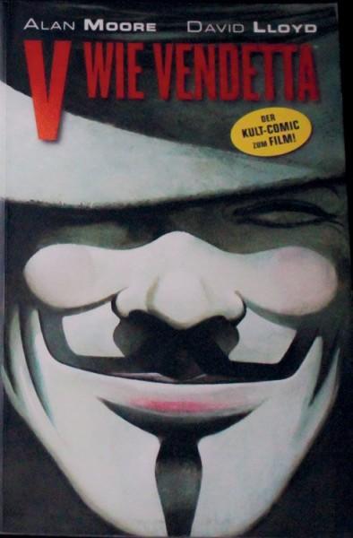 V wie Vendetta - Limitierte Box mit Buch und V-Maske