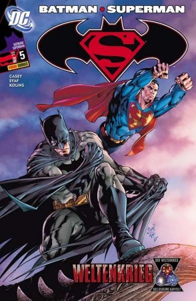 Batman/Superman Sonderband 5