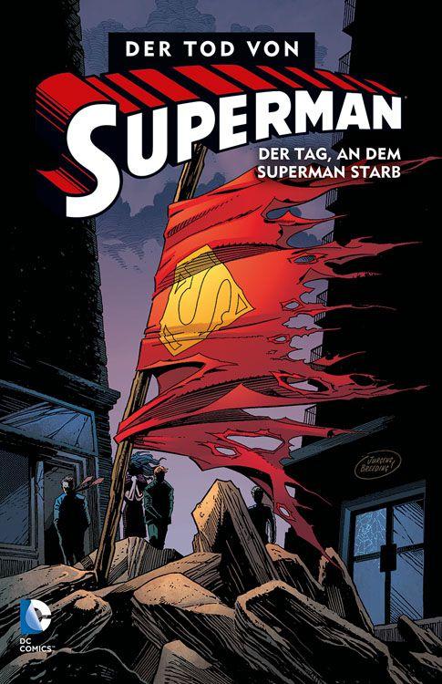 Der Tod von Superman 1: Der Tag, an...