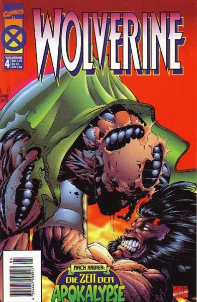 Wolverine 4 - Die Zeit der Apokalypse