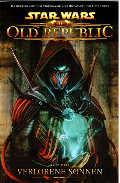 Star Wars Sonderband 67: The Old Republic - Verlorene Sonnen