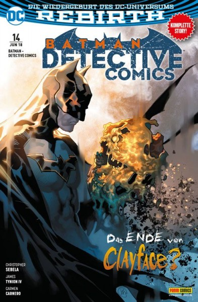 Batman: Detective Comics 14