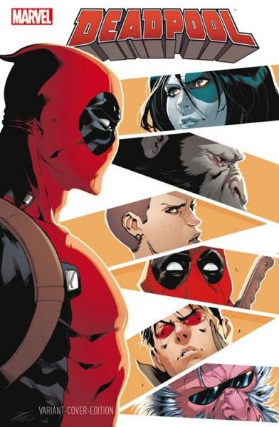 Deadpool 18 (2016) Comic Con Dortmund Variant