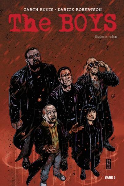 The Boys: Gnadenlos-Edition 6