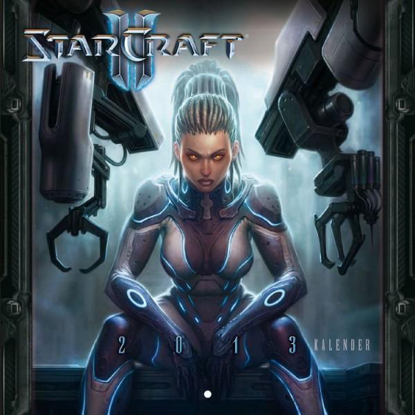 Starcraft II - Wandkalender (2013)