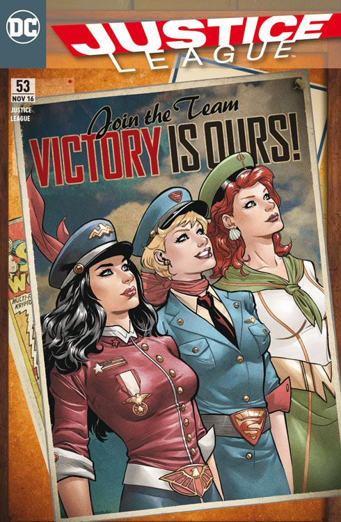 Justice League 53 Variant - Comic...