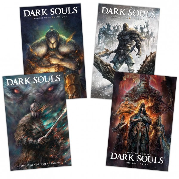 Dark Souls: Comic-Bundle
