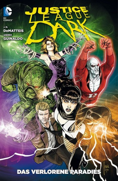 Justice League Dark 6