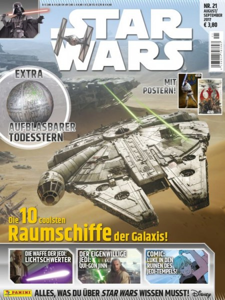 Star Wars - Magazin 21