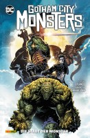 Gotham City Monsters Cover