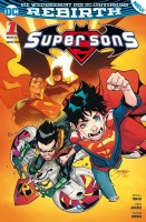 Super Sons 1 - Familienzoff