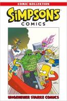 Simpsons Comic-Kollektion 57: Ungeheuer starke Comics Cover