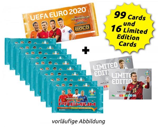 UEFA Euro 2020 Adrenalyn XL - Premium-Bundle