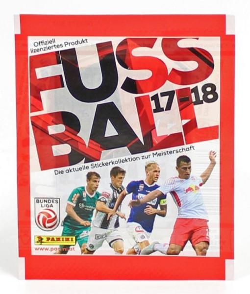 Österreichische Bundesliga Stickerkollektion 2017/2018 - 1 Tüte