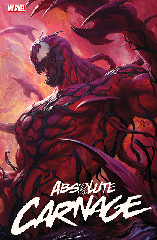 Absolute Carnage 1 Variant