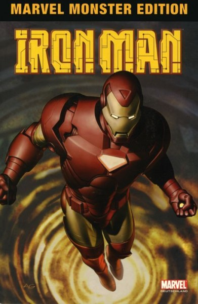 Marvel Monster Edition 7: Iron Man
