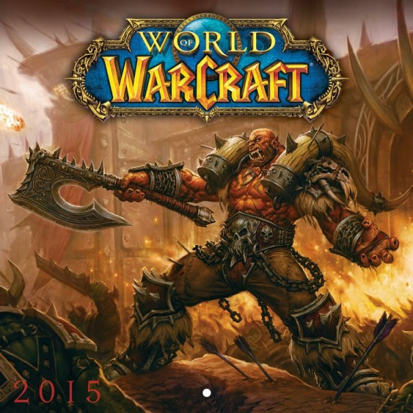 World of Warcraft - Wandkalender (2015)