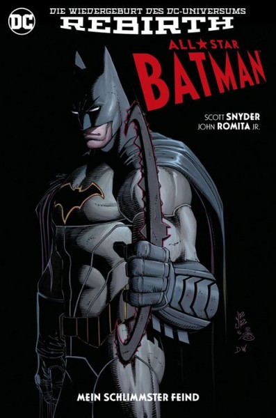 All-Star Batman 1 (2017) - Mein schlimmster Feind