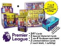Panini Premier League Adrenalyn XL 2020/21 Kollektion – Mega-Bundle