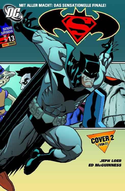 Batman/Superman 13 Variant
