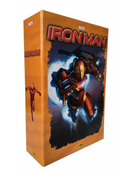Iron Man - Sammelschuber