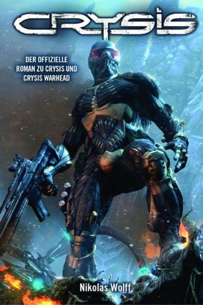 Crysis - Der offizielle Roman zu Crysis und Crysis Warhead