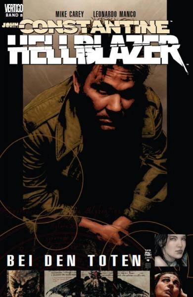 John Constantine: Hellblazer 8 - Bei den Toten