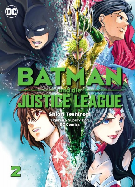 Batman und die Justice League 2