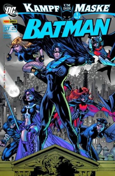 Batman 37: Kampf um die Maske 1