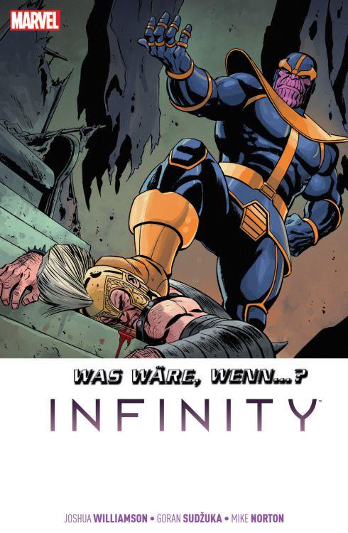 Was Wäre, Wenn ...?: Infinity - Comic...