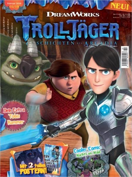 Trolljäger Magazin 02/19