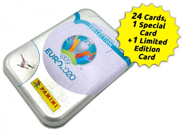 UEFA EURO 2020 Adrenalyn XL - Pocket Tin