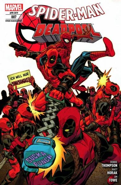 Spider-Man/Deadpool 7: Eine Plage kommt selten allein
