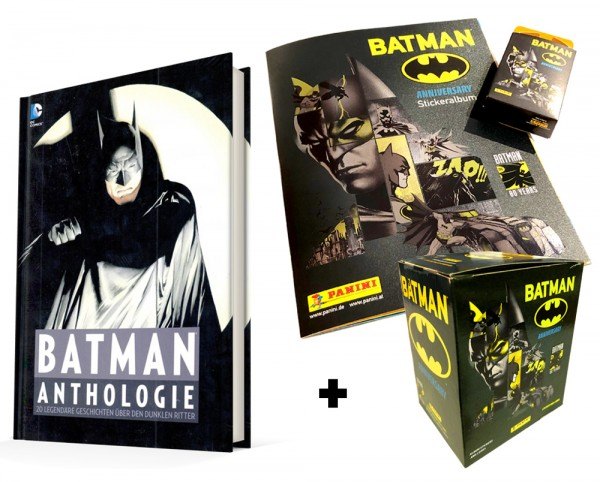 Batman-Spezial-Bundle